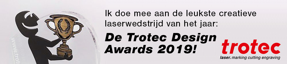 Deelnemer Trotec Design Awards 2019