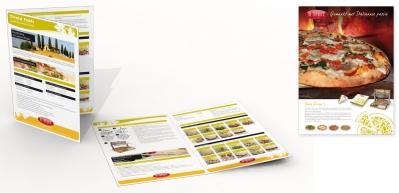 Al Capone's Pizza's: Folders en Handleidingen