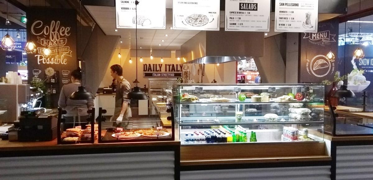 Daily Italy: Italiaans Restaurant RAI