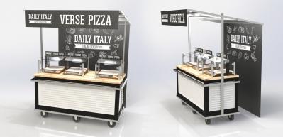 Daily Italy: Mobiel verkoopmeubel