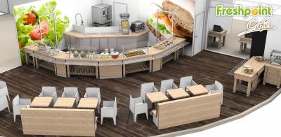 Freshpoint Event Catering: Restaurant Park Terrace RAI