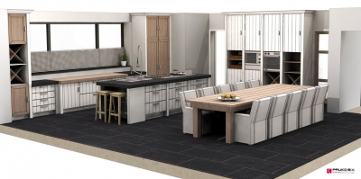 Pruko: Keuken Vlaamse Landstijl