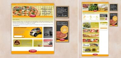 Al Capone's Pizza's: Website