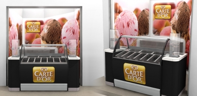 Freshpoint Event Catering: Carte d'Or Verkooppunt