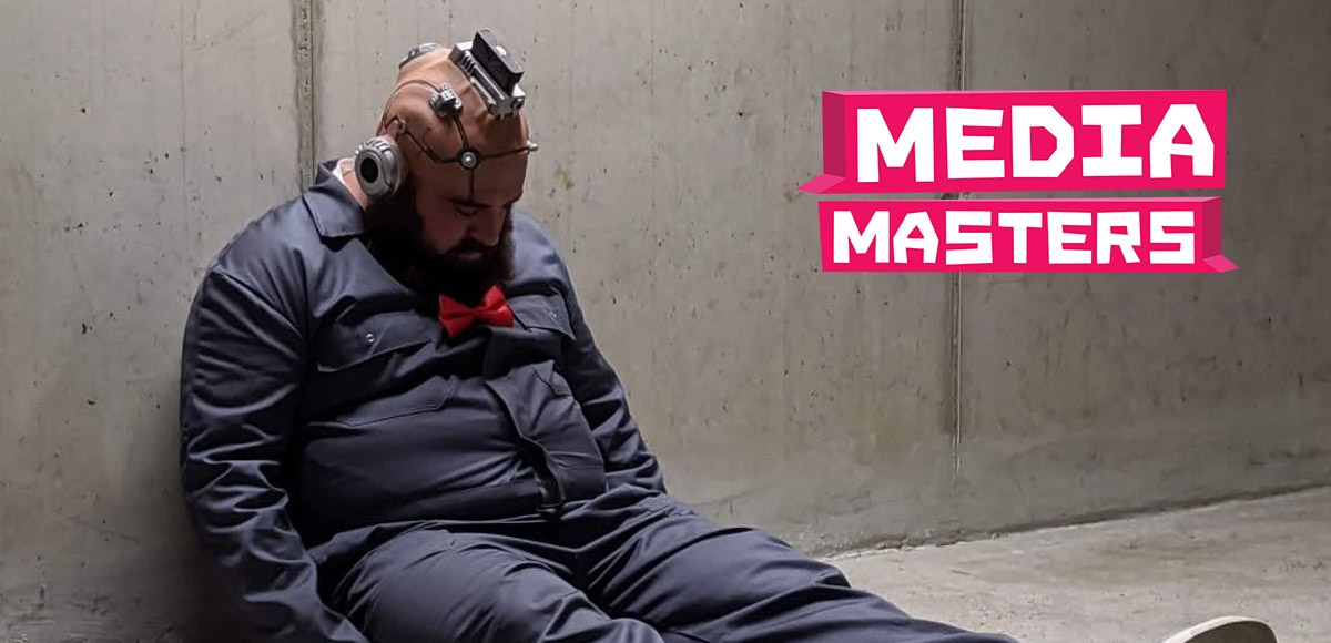 Media Masters 2020: Special Effects Make-up H.E.N.K.