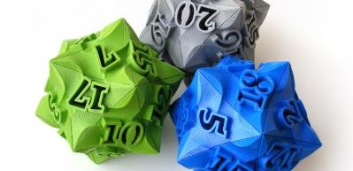 Tiny Tokens: D20 Vortex bouwpakket