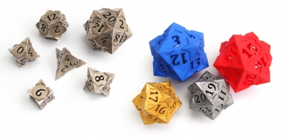 Tiny Tokens: Starry Dice